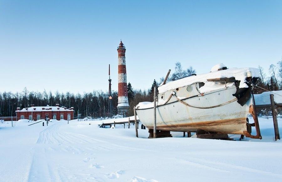 Свирский маяк